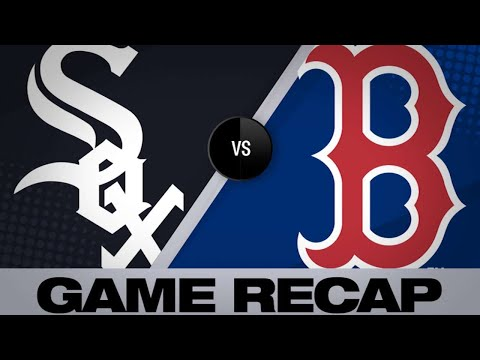 Hernandez's walk-off single caps comeback   White Sox-Red Sox Game Highlights 6/24/19