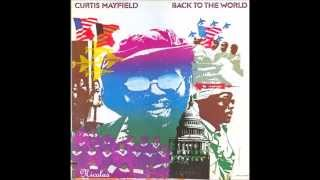 Curtis Mayfield   Can't Say Nothin' ( 1973 ) HD