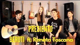 Presiento   Morat, Aitana  | Beruti Ft. Renata Toscano Cover