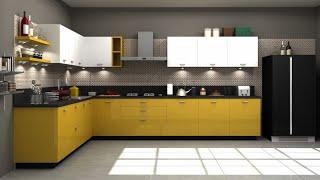 25+ L Shaped Modular Kitchen Designs For Amazing Kitchen Interiors