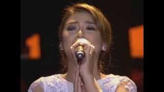 Morissette Amon sings 'Akin Ka Na Lang' at Himig Handog 2014 Finals Night