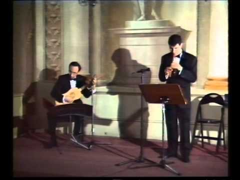 Duo musicale De Caro (flauti) Farolfi (chitarre e liuti) in concerto