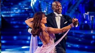 Patrick Robinson & Anya Rumba Waltz to 'Unchained Melody' - Strictly Come Dancing - BBC