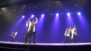 【Arashi no Tenshi】 Arashi - Kokoro no Sora + Sakura ( Cover dance)