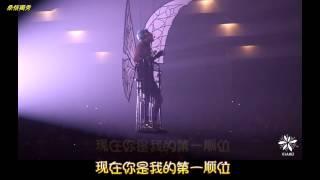 【中字】XIA Junsu   License To Love 愛的許可證  演唱會版本