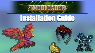 how to download terraria mods 2019 - TH-Clip
