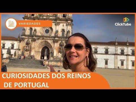 Caminhos com Renata Cordeiro - Curiosidades dos Reinos de Portugal