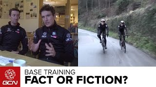 Base Training - Fact Or Fiction?
