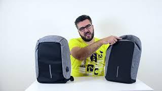 Антивор рюкзак за 2000 ₽. Рюкзак с защитой от воров, Bobby. Сравнение / Арстайл /