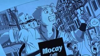 Mocay presenta sus nuevos vasos Take Away