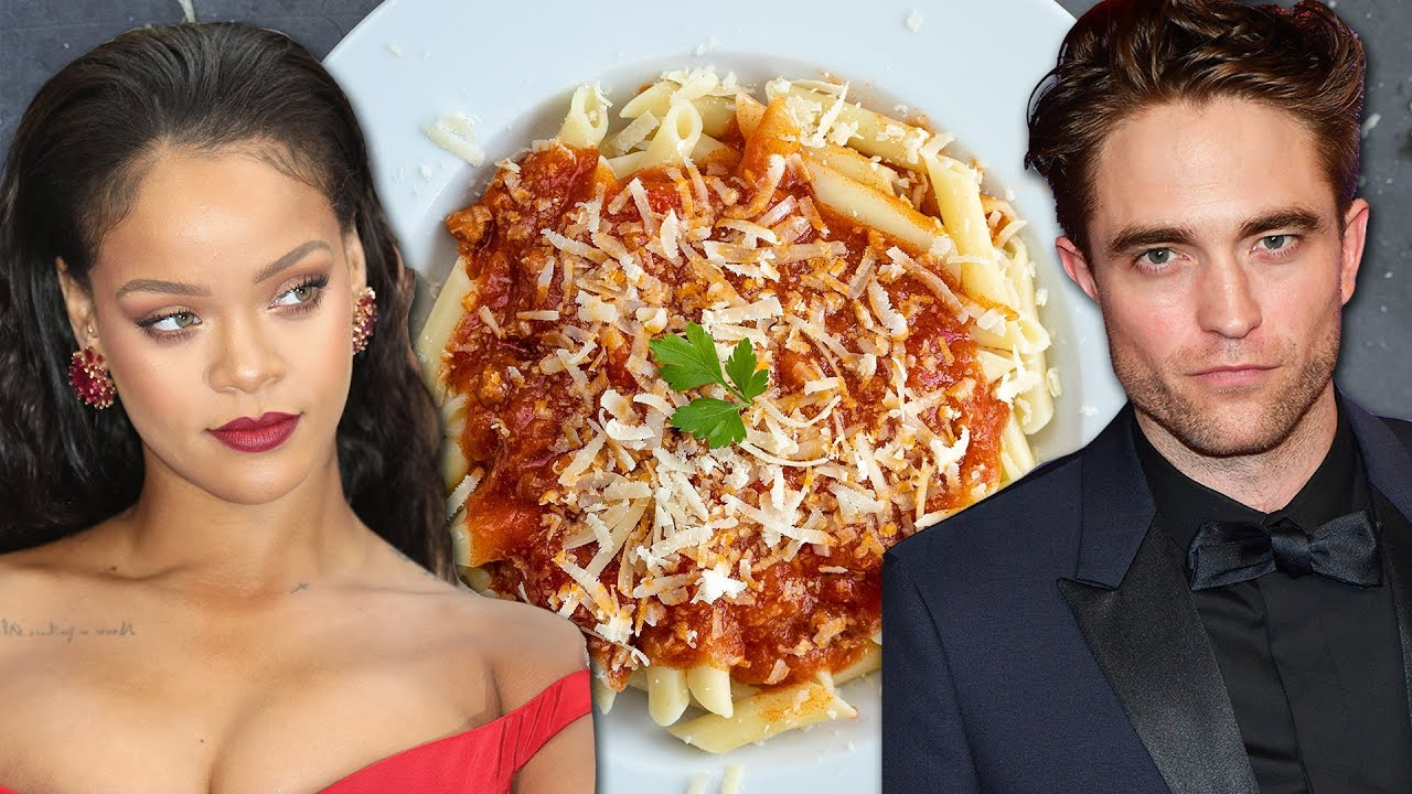 Which Celebrity Makes The Best Pasta? thumbnail