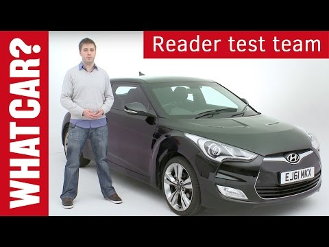 Hyundai Veloster car review