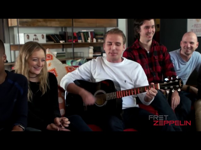 Fret Zeppelin – играй на гитаре, даже если неумеешь