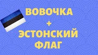 Анекдот дня. Про Вовочку и эстонский флаг. Смешно до злёз.
