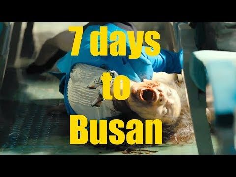Train to busan [ Good movie ] - 4 day survived