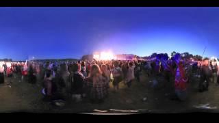 Apulanta 360° video Ruisrock 2015 Turku