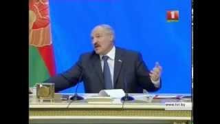 Лукашенко жестко осадил журналистку Deutsche Welle