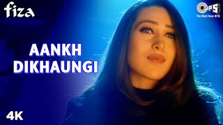 Ankh Milaoongi - Video Song | Fiza | Karishma Kapoor & Hrithik Roshan