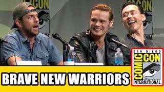 BRAVE NEW WARRIORS Comic Con Panel