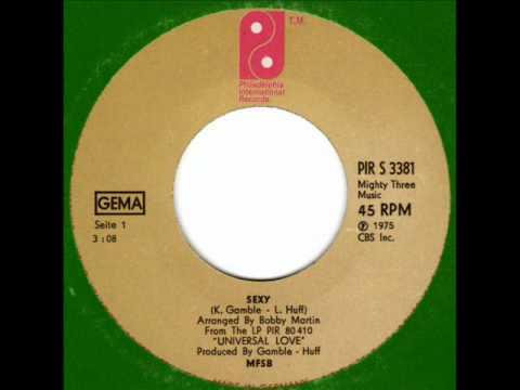 MFSB  Sexy  70s Philly Soul Instr.