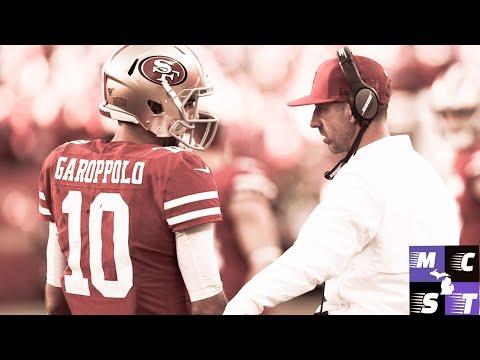 Jimmy Garoppolo to Start For San Francisco 49ers vs Detroit Lions Week #1!!!