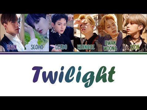 [Color Coded Lyrics] ONEUS - Twilight (태양이 떨어진다) [Han/Rom/Eng]