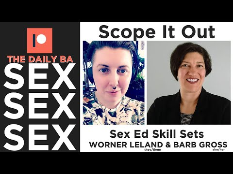 Sex Education & Sex Skills for BCBAs (Where to Start) - YouTube