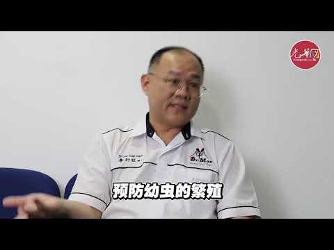 光华报动专访 蚊子博士 如何做好社区防蚊
