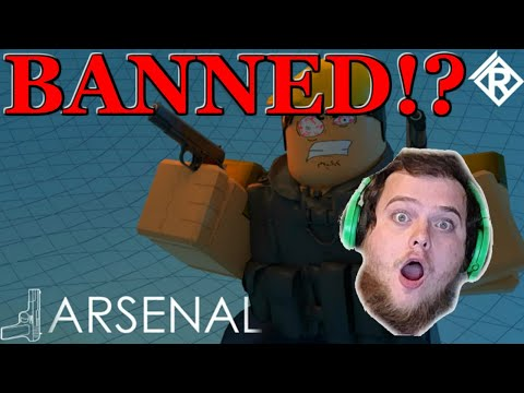 Descargar I Got The Roblox Ban Hammer Mp3 Gratis - I Got Banned In Arsenal Discord Here S Why Mp3 Free Download