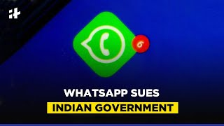 Whatsapp Controversy: WhatsApp Sues Indian Government Over New Privacy Rules