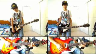 All Time Low - Weightless (Cover)