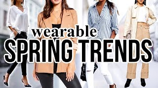 10 Spring FASHION TRENDS To Actually Wear In 2020!