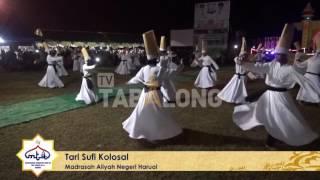 Tari Sufi Kolosal (MTQ 42 Haruai)#TV Tabalong