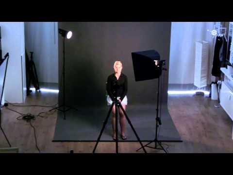 Porträtfotos im Studio - Blende 8  - Folge 3