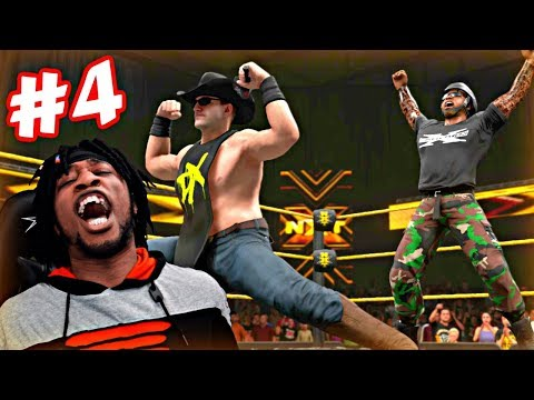 """WWE 2K19 MyCAREER - WE BROUGHT BACK """"DX"""" FOR 1 NIGHT ONLY! FINALLY REVEALING THE MASKED ATTACKER!"""