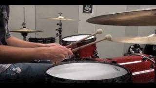 Angels & Airwaves - Crawl (My Heroine It's Not Over) (Drum Cover)