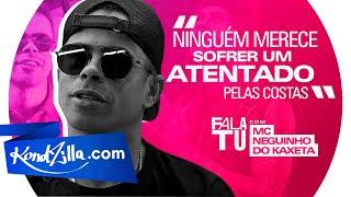 """Fala Tu com MC Neguinho do Kaxeta: """"A Virada de Página Foi a Firma Tá a Mil"""""""