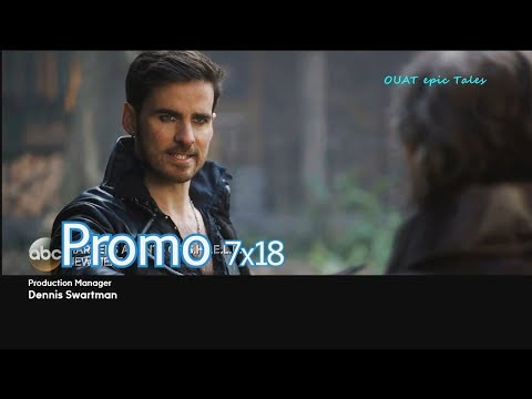 Once Upon a Time 7x18 Promo Season 7 Episode 18 Promo