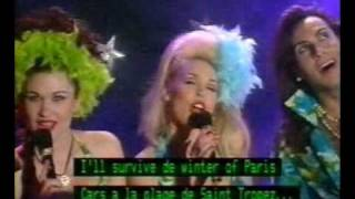 Army Of Lovers - La Plage De Saint Tropez