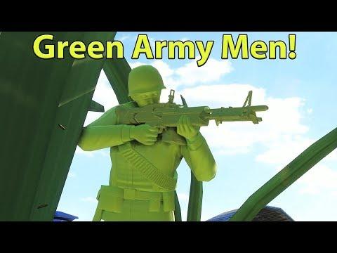 Green Army Men! - Rising Storm 2: Vietnam