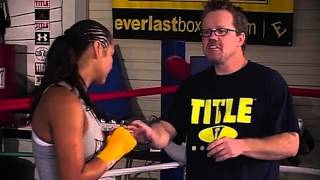 #TBT - Freddie Roach - The Jab - TITLE Boxing - How To Throw a Jab