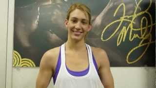 Mikaela Mayer discusses amateur boxing, turning pro and Dr. Pepper