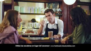Colacao ¡Marchando tu ColaCao! Con leche fría y en vaso grande 😋✌ anuncio