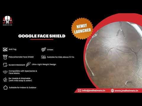 Anti Fog Trendy Face Shield