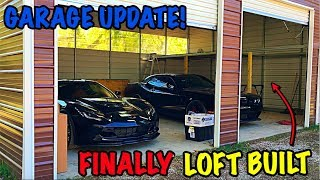 GOONZQUAD GARAGE UPDATE!