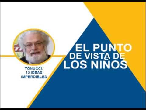 Tonucci: El punto de vista de los niños