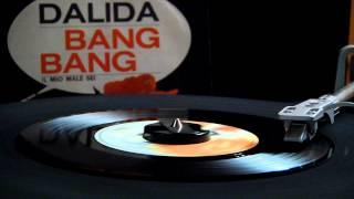 Dalida - Bang Bang - original vinyl mono version HD