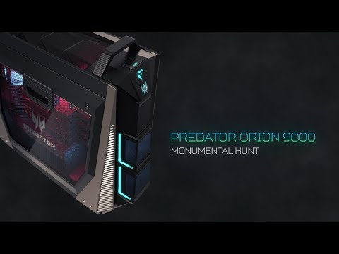 Predator Orion 9000 Gaming PC Teaser