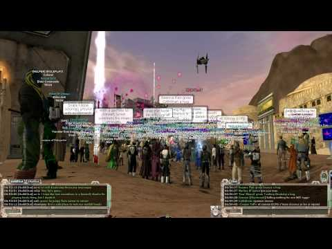 See How Star Wars: Galaxies Danced Out In Terror And Was Suddenly Silenced