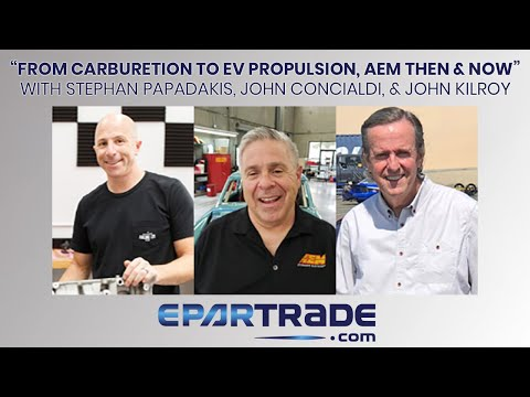 From Carburetion to EV Propulsion, AEM Then & Now